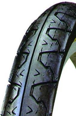 KENDA 04700001 Kenda Slick K-838 Tire 26X1.95