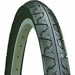 Kenda 163026 Big City Slick Wire Bead Bicycle Tire, Blackwal