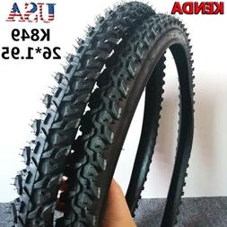 KENDA 1PC Mountain Tire 26*1.95 inch Thicken Cross-Country C