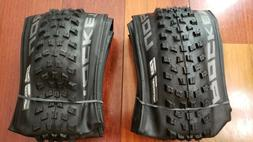 2 New Schwalbe Rocket Ron Tires 24x2.10  445g junior kids MT