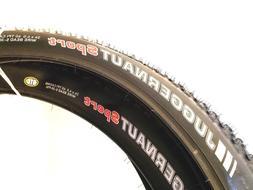 """2 PAK Kenda Juggernaut Sport DTC 26""""x 4.0"""" K1151 Fat Bike Ti"""