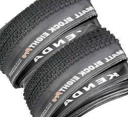 2 x KENDA Small Block Eight Pro Mountain Bike XC Folding Tyr
