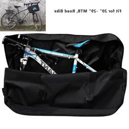 "20""-29"" Travel Bike Bag Luggage Carry Transport Case Mountai"