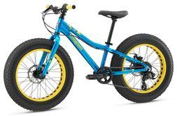 """Mongoose 20"""" Argus Kids Mountain Bike-Teal"""