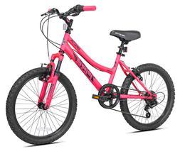 """20"""" Kids Mountain Bike Girls Bicycle 20 Inch MTB Cycling Whe"""