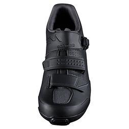 SHIMANO 2017 Men's ME3 Mountain/Enduro Cycling Shoe - Black/