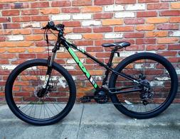 2018 650b sixfifty 200 mountain bike