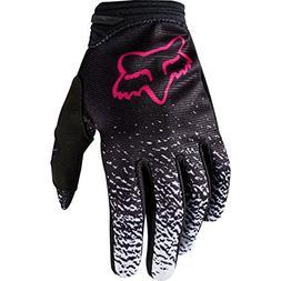 2018 Fox Racing Womens Dirtpaw Gloves-Black/Pink-L