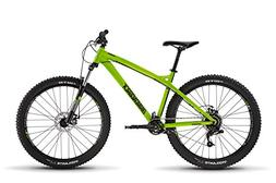 "Diamondback 2018 Hook Mountain Bike SM/16"" Green"