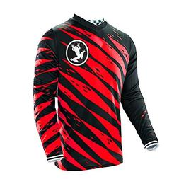 Uglyfrog 2018 New Men's Long Sleeves Downhill Jerseys MTB Sh
