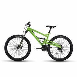 Diamondback 2019 Atroz 1 Full Suspension Mountain Bike Green