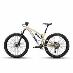 Diamondback 2019 Catch 1 Full Suspension Mountain Bike Tan