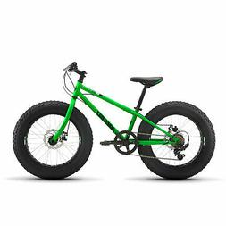 Diamondback 2019 El Oso Nino 20 Youth Mountain Bike Green