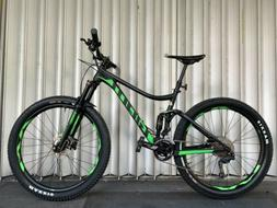 2019 stance 2 mountain bike medium reg