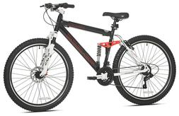 "21-Speed Alloy Full Suspension Genesis 27.5"" V2100 Men's Mou"