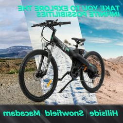 """ECOTRIC 26"""" 1000W 48V 13Ah Mountain Electric E-Bike Bicycle"""