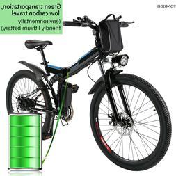 26 250w fat tire electric bicycle bike
