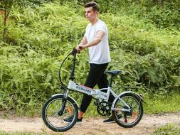 26 350w folding electric mountain bike bicycle