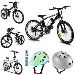 "26""Aluminum Electric Mountain Bike 36V Lithium Battery/Prote"