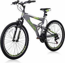 Merax 26-inch  Falcon Full Suspension Mountain Bike Aluminum