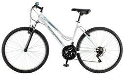 ROADMASTER 26 inch Granite Peak Mountain Bike for Women - Wh