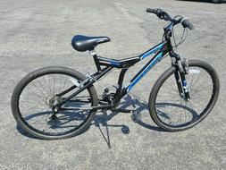 """26"""" Mountain Bike 7 Speed Bicycle Shimano Equipped Front Sus"""