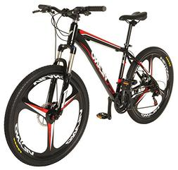 Vilano 26 Mountain Bike Ridge 2.0 MTB 21 Speed Shimano with