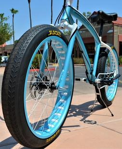 "26""x3"" DURO SOUL FAST Cruiser Fat Bikes tires - worlds light"