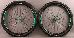 MAVIC XA ELITE 27.5 650B Mountain Bike WHEELSET and Tires Gr