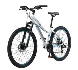 """27.5"""" Schwinn Aluminum Comp Womens Mountain Bike Full Suspen"""
