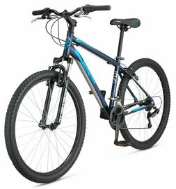 "Mongoose 27.5"" Montana Sport Men's Mountain Bike-Navy"