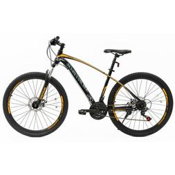 27 5 steel frame mountain bike 21