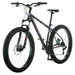 "27.5+"" Mongoose Terrex Men's Bike, Front and Rear Disc Brake"