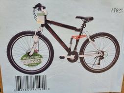 "Genesis 27.5"" V2100 Men's Dual Suspension Mountain Bike, Sla"