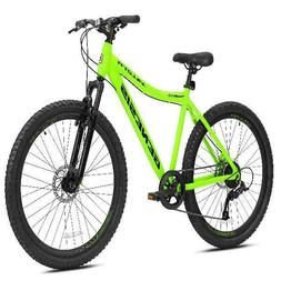 "Genesis 27.5"" Villotti Men's Bike, Green"