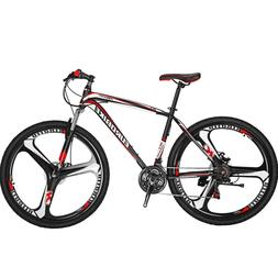 "29"" Mountain Bike 21 Speed 3 Spoke mag wheels Mens Bicycle F"