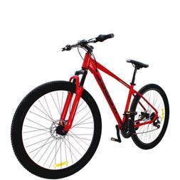 """Merax 29"""" Mountain Bike 21 Speed Aluminium Mens Bicycle Line"""