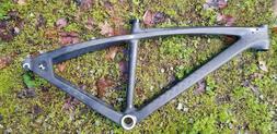 29er carbon fiber mountain bike frame, fork and carbon wheel