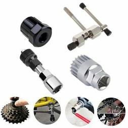 4 in1 Mountain Bike Bicycle Crank Chain Axis Extractor Remov