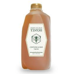 5 lbs. of 100% Raw, Unfiltered & Unheated Georgia Honey, New