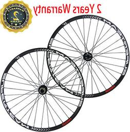 700C Mountain Bike Carbon Wheelset 29ER 27mm Width Bicycle M
