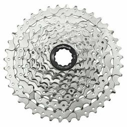 9 speed 11-40T Cassette SunRace CSM980 Wide Range 1x fit Shi