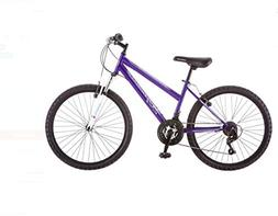 "Roadmaster 24"" Granite Peak Girls' Bike - Purple"
