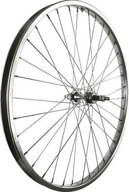 Sta Tru Steel 6-7 Speed Freewheel Hub Rear Wheel