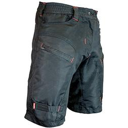 THE SINGLE TRACKER-Mountain Bike Cargo Shorts, Without Padde