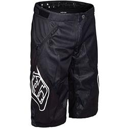 Troy Lee Designs Sprint Men's BMX Bicycle Shorts - Black / 3