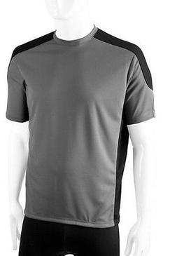Aero Tech Mens Rowdy Mountain Bike T-Shirt Wicking, Loose Fi