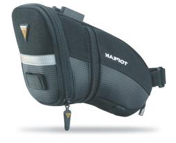 Topeak Aero Wedge Seat Bag with Fixer, Medium