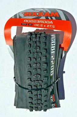 Maxxis Aggressor Mountain Bike Tire, 27.5 x 2.3, Tubeless Re