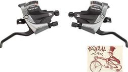 Shimano Alivio Mountain Bicycle Shift/Brake Lever Set - ST-M